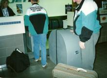Huge amount of luggage.jpg