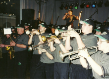 Performance at Les Browns Party.jpg