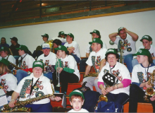 7. Nov 19 1993 - We played for the Cougars