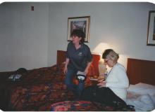 Lisa and Bernadette - Roommates.jpg